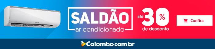Colombo - Saldao de Ar Condicionado