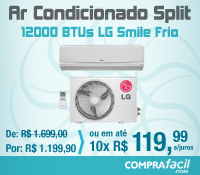 CompraFacil - Split 12000 Frio - LG