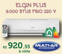 Multi-Ar -Split 9000 Frio - Elgin