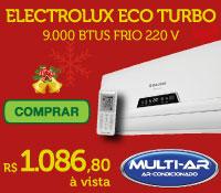 Multi-Ar - Split 9000 Frio - Electrolux