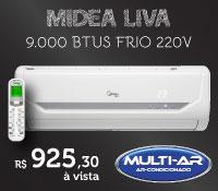 Multi-Ar - Split 9000 Frio - Midea
