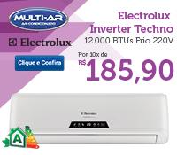 Multi-Ar - Split 12000 Frio Inverter - Electrolux