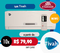 Str Ar Condicionado - Split Tivah