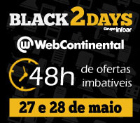 Web Continental - Black2Days