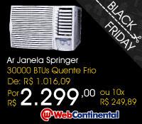 Web Continental - Janela 30000 Quente / Frio - Springer