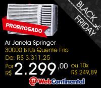 Web Continental - Ar Janela 30000 Quente / Frio - Springer