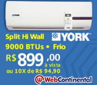 Web Continental - Split 9000 Frio - York