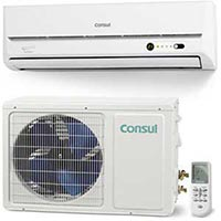 Ar Condicionado Split 9000 BTU Frio BemEstar - CONSUL - 220v - CBV09CBBNA